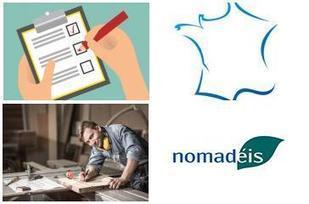 Entreprises artisanales du bâtiment et matériaux biosourcés : résultats et suites de l'enquête inter-régionale menée par Nomadéis… | Au jour le jour | Scoop.it