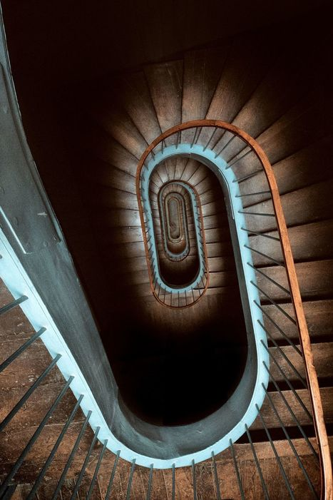 Stairs by Fauchier Yann | My Photo | Scoop.it
