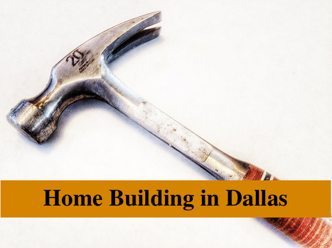 Builders Expect New Home Sales Bump | Houses For Sale Dallas TX Real Estate | Scoop.it