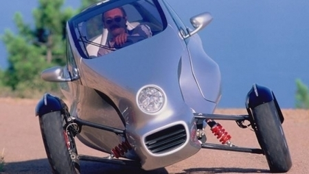 Mercedes-Benz F 300 Life-Jet: the three-wheeled driving machine | Classic Mercedes | Scoop.it