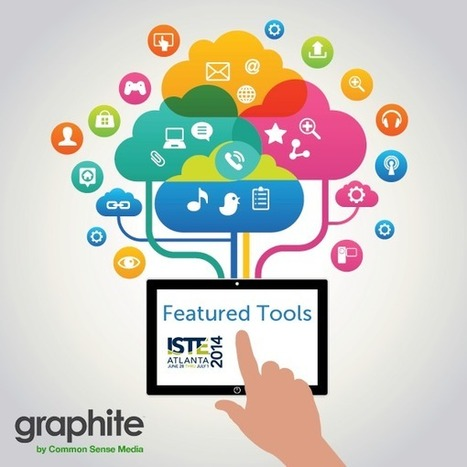 Best Apps and Websites Featured at ISTE | Technology for school | Scoop.it