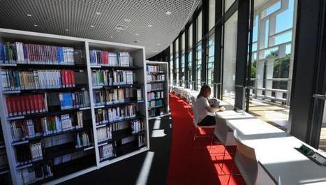 Villeneuve-d'Ascq : Lilliad, la bibliothèque universitaire du futur est ouverte | Bibliothèques actuelles | Scoop.it