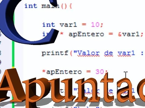 Programación en C - Apuntadores - Taringa!   Estructuras de datos en C++   Scoop.it