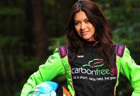Leilani Munter, pilote de course NASCAR et végétalienne | Vegactu - végétarien, végétalien et végan | Scoop.it