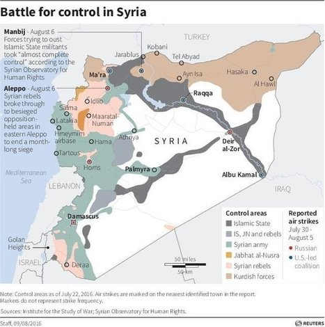 CNA: He aquí por qué Turquía finalmente decidió ir a la guerra en Siria | La R-Evolución de ARMAK | Scoop.it