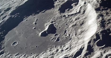 Lune, les mystères du système solaire résolus grâce aux astéroïdes ? - meltyDiscovery | Action Durable | Scoop.it