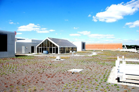 WWF Completes Third Largest Green Roof in Washington D.C. | Wellington Aquaponics | Scoop.it