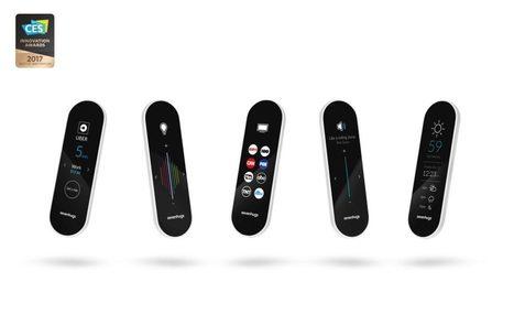 Smart Remote : une télécommande pour tous les objets connectés | Marketing Innovation | Scoop.it
