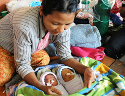Myanmar's infant mortality woes | The Same Heart - Child Labor | Scoop.it