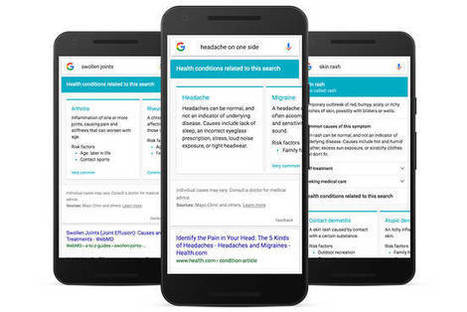 Google Sharpens Search Results for 'Skin Rash,' 'Tummy Ache' and Other Symptoms | Healthcare Digital Marketing | Scoop.it