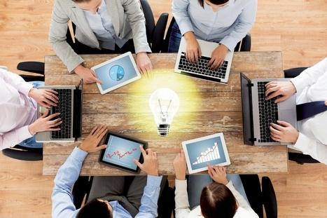 6 étapes clés pour aligner les ventes et le marketing | marketing digital | Scoop.it