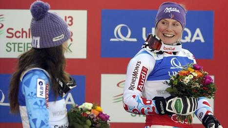 Ski alpin Mondiaux Schladming : Tessa Worley championne du monde de géant | courchevel | Scoop.it