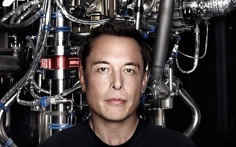 Meet tech billionaire and real life Iron Man Elon Musk - Telegraph | Myself and Entrepreneurship&Inspiration | Scoop.it
