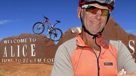 Support grows for bike tourism - NT News | Australian Tourism Export Council | Scoop.it