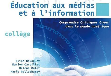 Livres. Education aux médias et à l'information | Les outils du Web 2.0 | Scoop.it