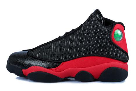 Air Jordan 13 Retro Black Varsity Red White for Sale Online | Nike Air Jordans | Scoop.it