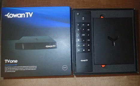 KowanTV Click Linux IPTV Box Review | Embedded Systems News | Scoop.it