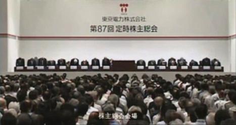 Au Japon, des actionnaires de Tepco dénoncent la gestion de la catastrophe nucléaire | RFi | Japon : séisme, tsunami & conséquences | Scoop.it