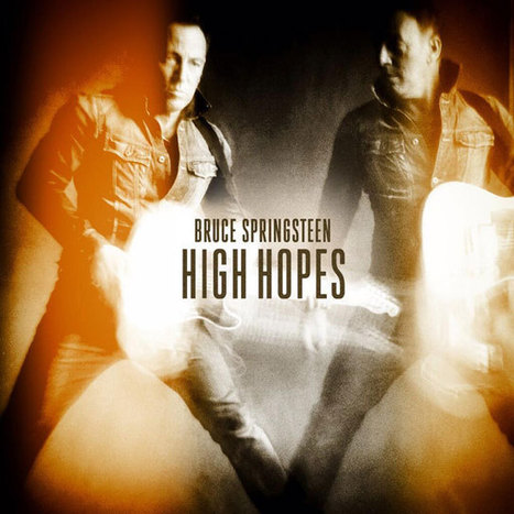 """High Hopes"", nuevo disco de Bruce Springsteen 