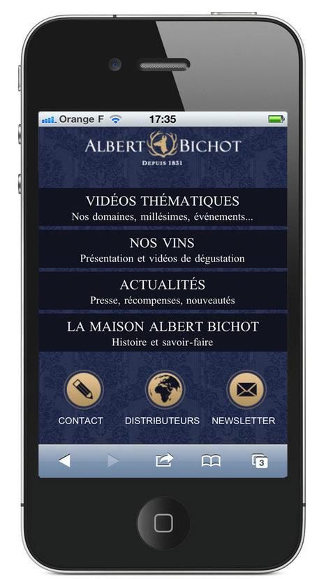 QR Codes, site web mobile et vidéos de dégustation | Tag 2D & Vins | Scoop.it