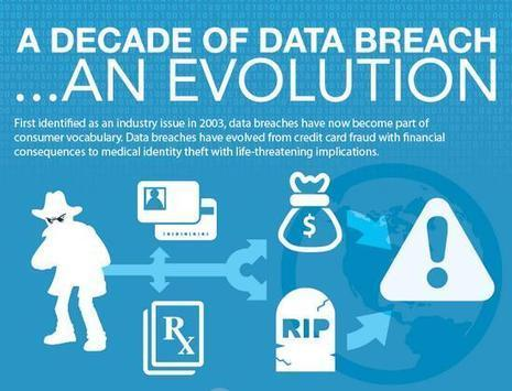 Data Breach Infographic: 12 Trends in HIPAA Privacy and Security | Roadkill Marketing Cafe Insights and Foresights. | Scoop.it