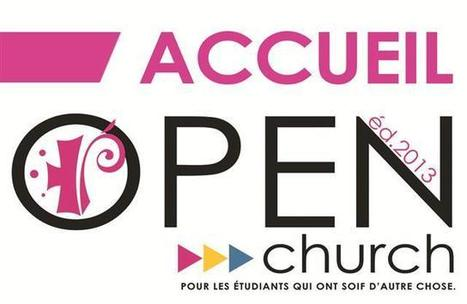 OPEN Church | Pastorale étudiante de Toulouse | Scoop.it