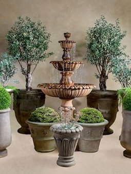Interesting Things About Garden Fountains - Exalted Fountains | Gardening is more than Digging the Dirt | Scoop.it