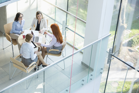 Why there are so many women managers, but so few women CEOs | CommonSenseBusiness | Scoop.it