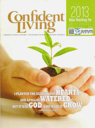 C is for Confident Living Magazine | From the Archives of Christian Writings | Scoop.it