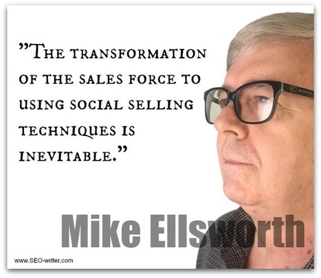 Interview with Mike Ellsworth about social media for B2B | Social Media | Scoop.it