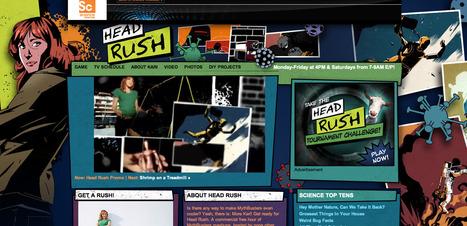 Head Rush : Science Channel   Technology Ideas   Scoop.it