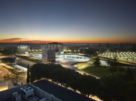 Plaza Mayor by MTM Arquitectos: Context-Sensitive Design in Madrid   green streets   Scoop.it