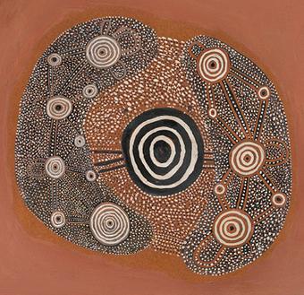 Aux sources de la peinture Aborigène | Spectacles et Musiques du monde | Océanie | Scoop.it