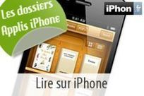 "Dossier applications iphone : Votre iphone pour sauver la planète avec ces applications ""green"" 