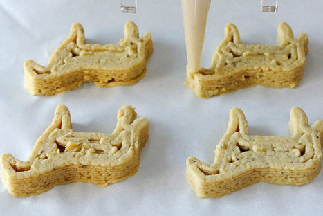 A Guide to All the Food That's Fit to 3D Print (So Far) | Cafsphere | Scoop.it
