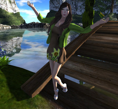 NicePixels - Fashion Blog of Second Life Community: Free, Cheap and Hunt... | Second LIfe Good Stuff | Scoop.it