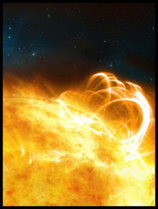 Our Sun has the potential to superflare, new research into stellar flaring suggests | Astrophysics News | Scoop.it
