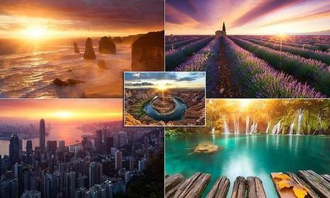 Photographer Spends Three Years Capturing Sunrises Across The Globe | Everything from Social Media to F1 to Photography to Anything Interesting | Scoop.it