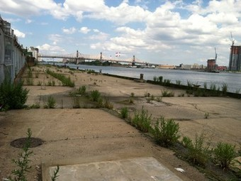 NYC May Get a New Waterfront Park on the East River | green streets | Scoop.it