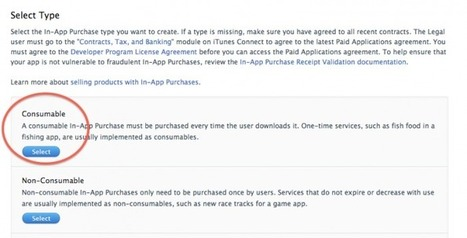In-App Purchases in iOS 6 Tutorial: Consumables and Receipt Validation   iOS Lovers   Scoop.it