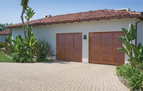 Custom Wood Garage Doors in Rancho Santa Fe | ADS Garage Door Systems | How To Make Your Garage More Secure | Scoop.it