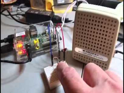 Build A Little Text-to-Speech Machine With A Raspberry Pi | Raspberry Pi | Scoop.it