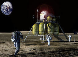 How to Avoid a Scramble for the Moon and Its Resources | World of Tech Today | Scoop.it