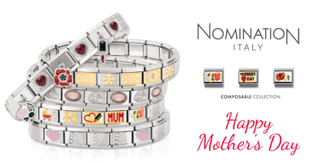 Celebrate Mother's Day with Nomination | Hugh Rice Jewellers | Jewellery | Scoop.it