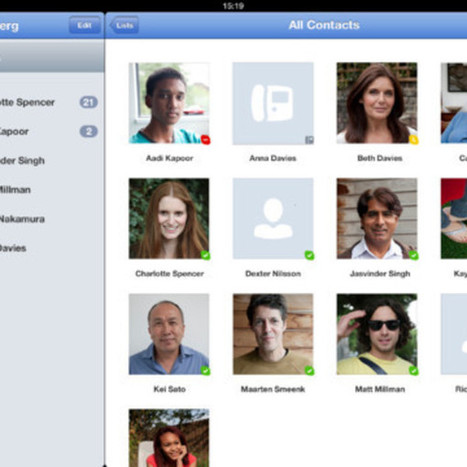 iPad Apps for French Classrooms   iPad Apps for Middle School   Scoop.it
