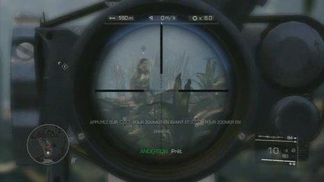 Preview Vidéo Sniper Ghost Warrior 2 (Pré-Test sur la 1ère Mission) | Vidéo de Jeux Vidéo | Scoop.it