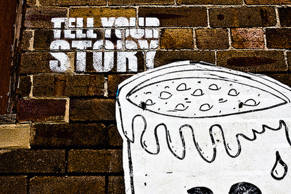 5 Easy Ways to Find Your Content Marketing Story | Inbound marketing, social and SEO | Scoop.it