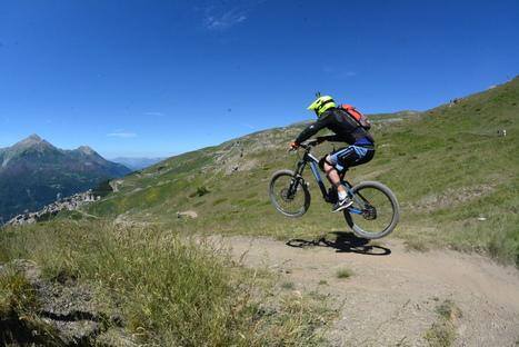 Pari réussi pour la 2nde édition de l'EnduroCyclette | Orcières Merlette | Scoop.it