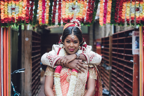 A 3-Day Sri Lankan Wedding | Zyreeta & Vinoth | V. Opoku | Blog | Scoop.it