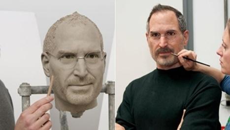 Un Steve Jobs plus vrai que nature ! | Apple World | Scoop.it